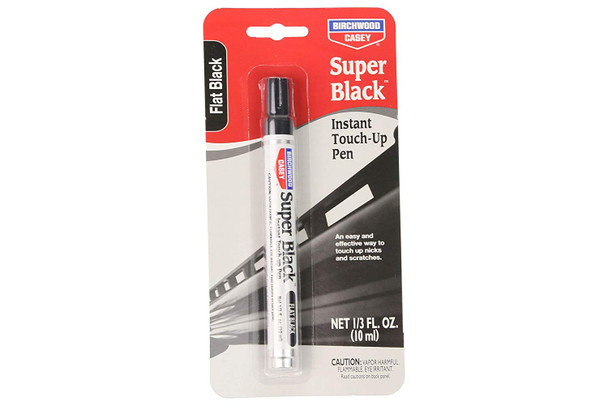 Birchwood Casey Super Black Touch-Up Pen Flat
