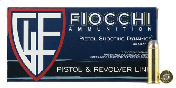 Fiocchi Shooting Dynamics 44 Magnum