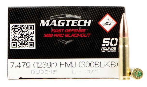 Magtech Tactical Rifle Ammunition