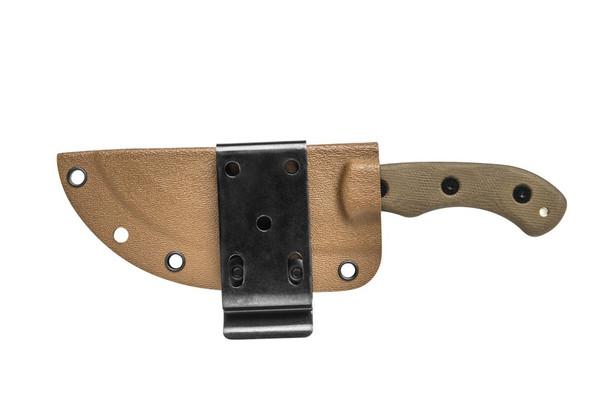 Tom Brown Tracker #4 Mini Coyote Tan