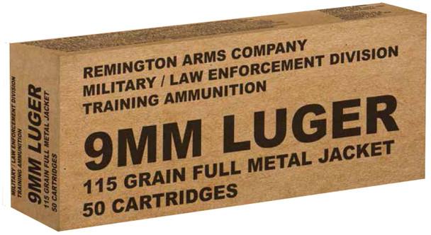 Remington Military / Law Enforcement Overrun 9mm Luger