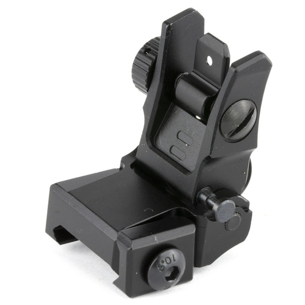 UTG Leapers Super Slim Flip Up Rear Sight