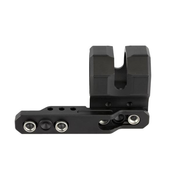 UTG KeyMod Offset Flashlight Ring Mount, Black Anodized Aluminum