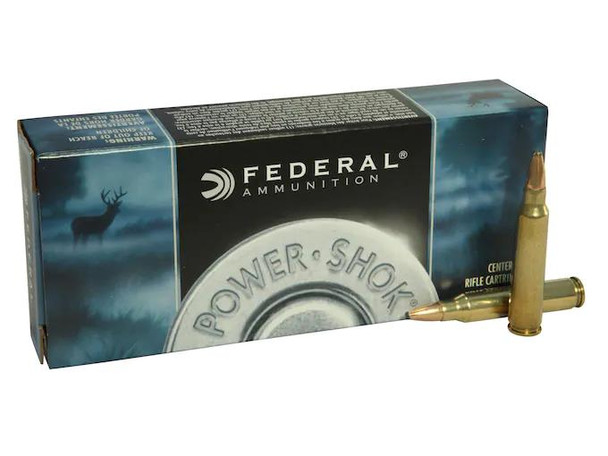 Federal Power-Shok 223 Remington 55 Grain