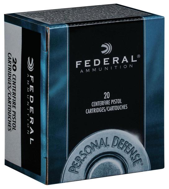 Federal Personal Defense 357 Magnum