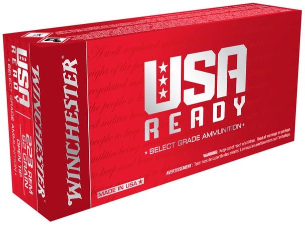 Winchester 223 Remington Open Tip USA Ready