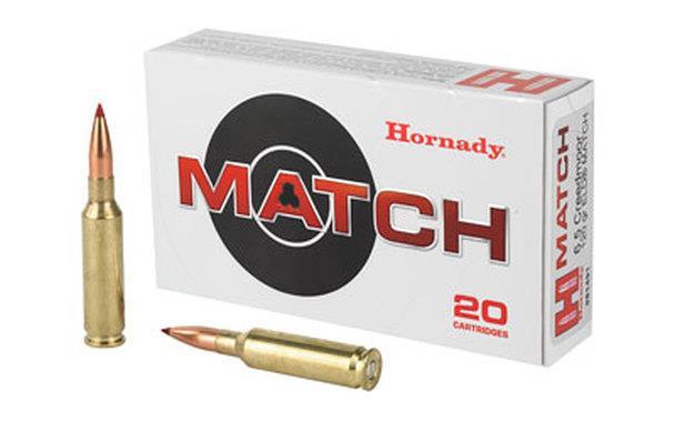 Hornady Match 6.5 Creedmoor 120 gr