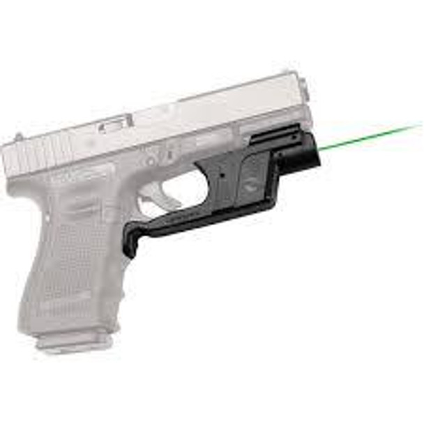 Crimson Trace LG-452 Pistol Laser Sight for Glock Full Size and Compact, Green Laser