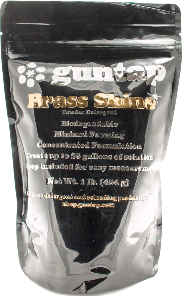 Brass Shine Powdered Detergent - 1 pound