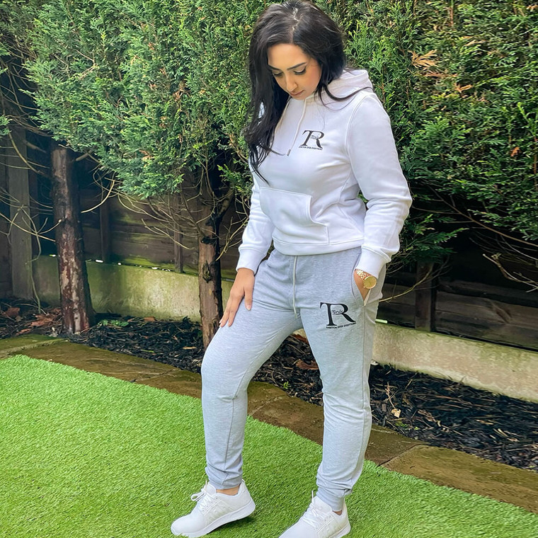 Grey joggers pants for men & women   Tirule Ambition Over Everything