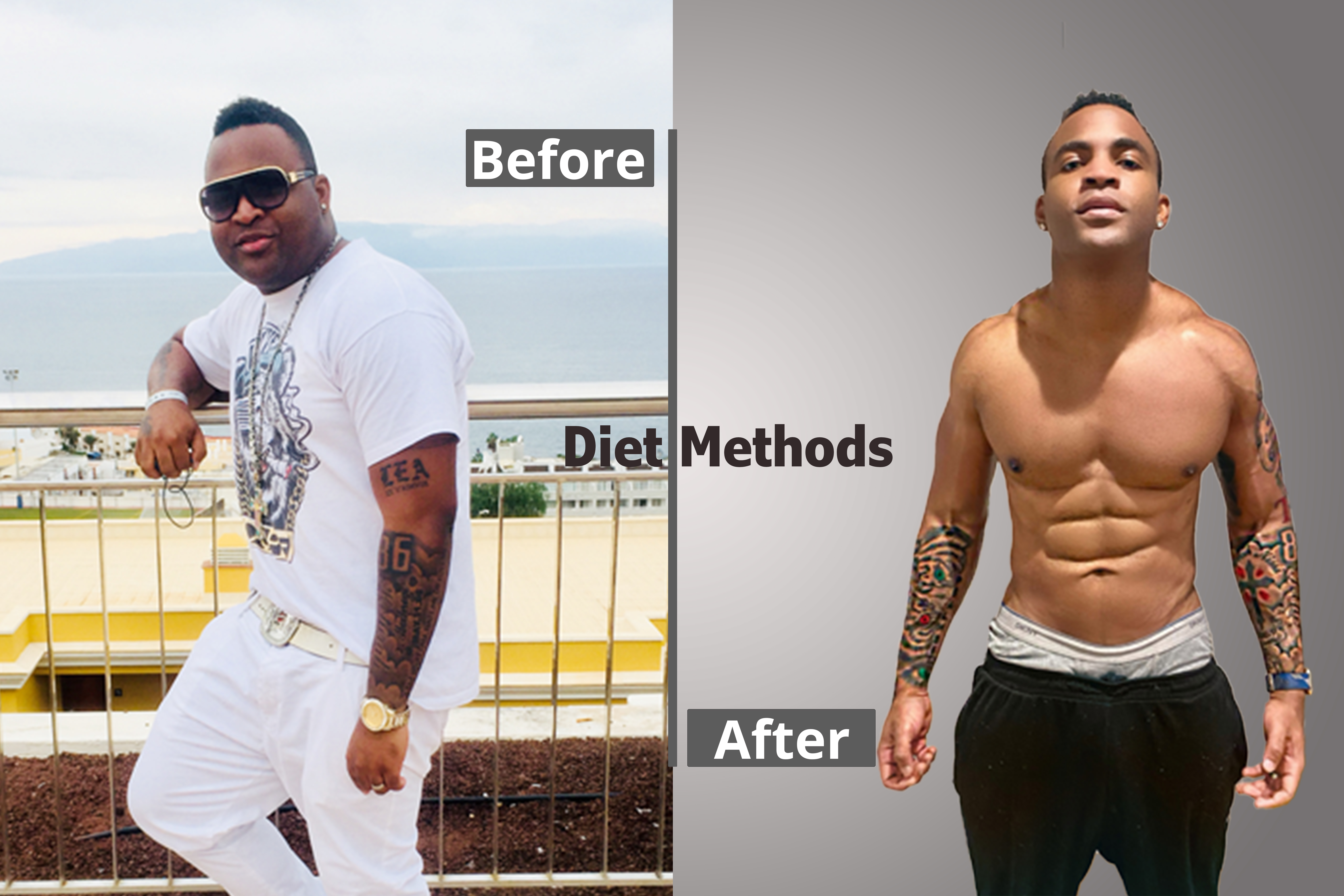 Tirule before and after, health eating, diet method, ambition over everything