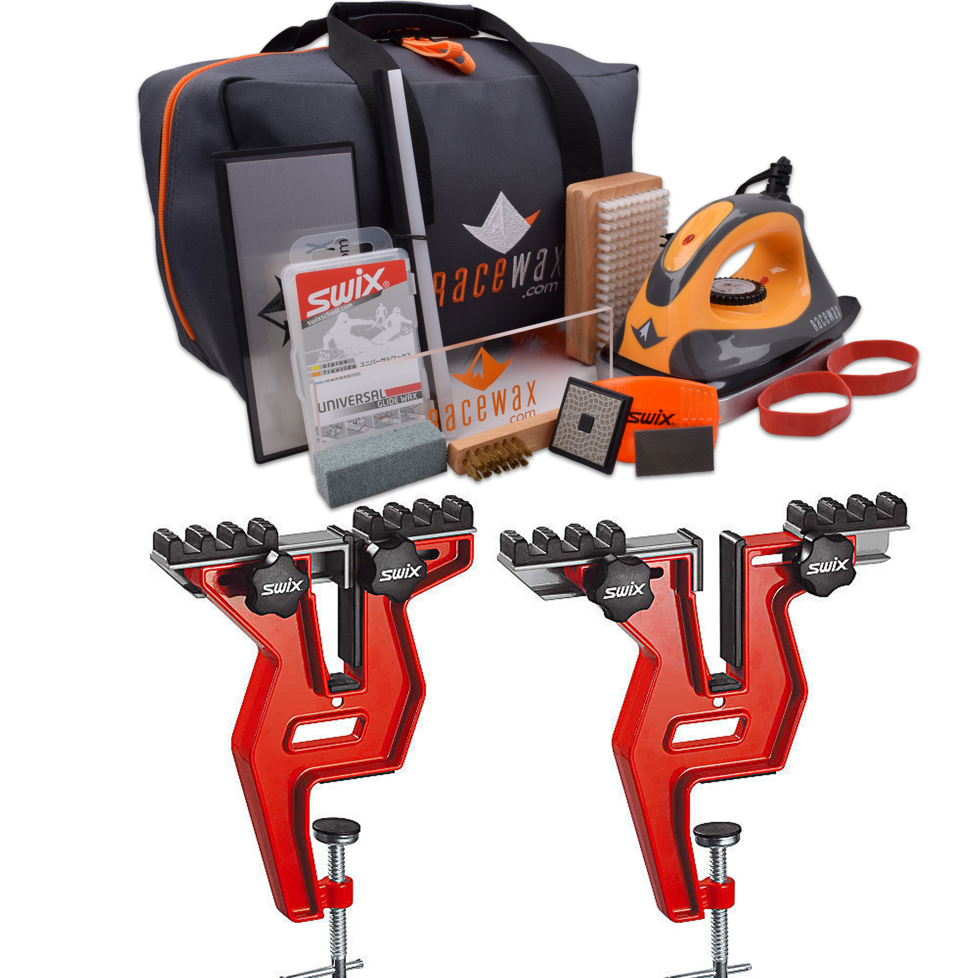 Snowboard Tuning Kits with Irons