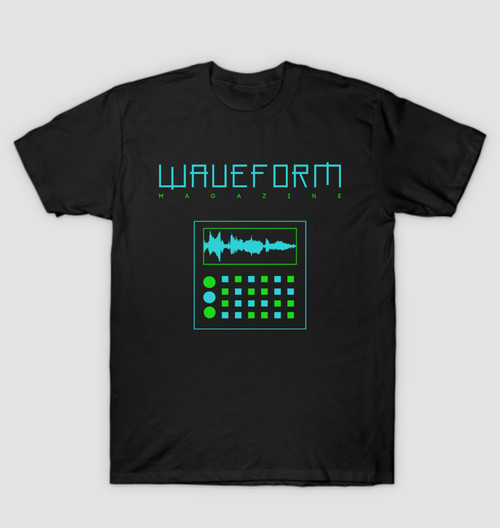 Waveform Issue #4 Limited Edition T-Shirt ONLY 3 available