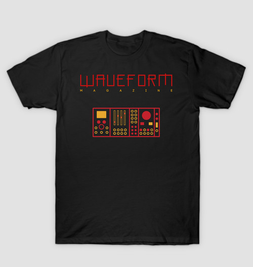 Waveform Issue #3 Limited Edition T-Shirt SOLD OUT
