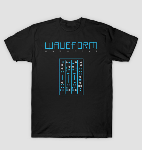 Waveform Issue #2 Limited Edition T-Shirt SOLD OUT