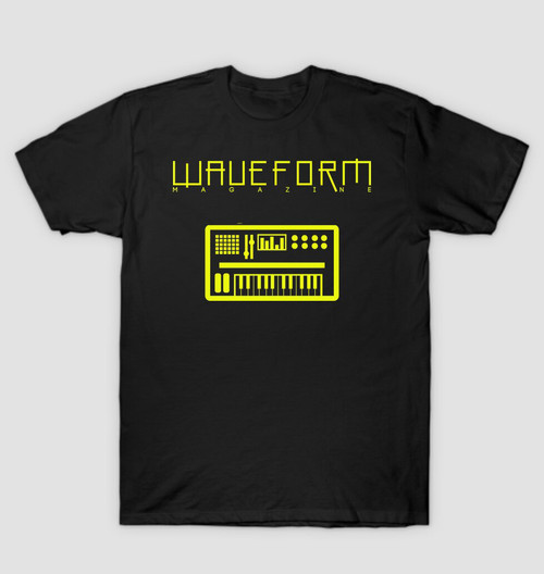 Waveform Issue #1 Limited Edition T-Shirt