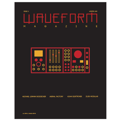 Waveform Magazine Issue #3