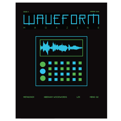 Waveform magazine issue #4