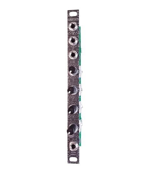 Meow Mixer 3-channel Eurorack mixer - Waveform DIY Project #6