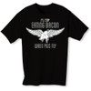 When Pigs Fly T-shirt - Black
