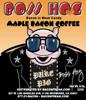 Maple Bacon Coffee Label