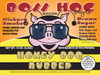 Boss Hog Honey BBQ Rubbed Bacon label