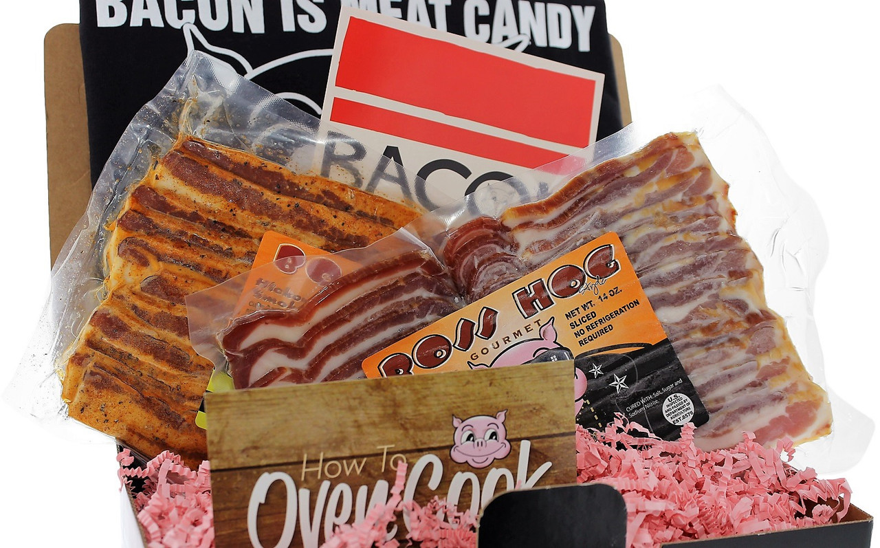 Bacon is Meat Candy Bacon of the Month Club