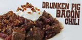 Drunken Pig Bacon Chili