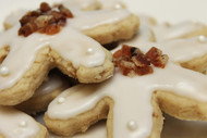 Spiced Bacon Sugar Cookies