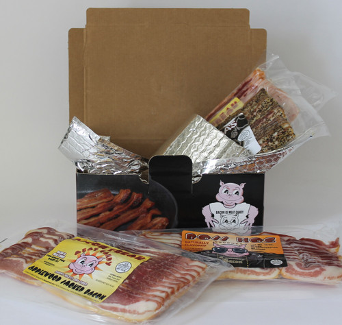 Dad's Bacon Box for Father's Day
