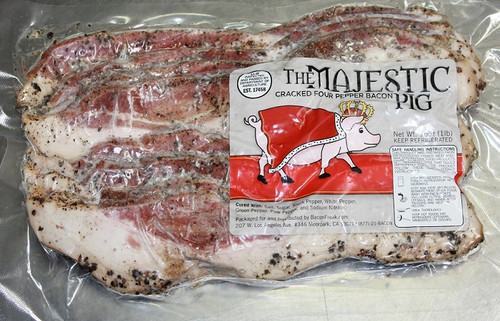 Majestic Pig Cracked 4 Pepper package