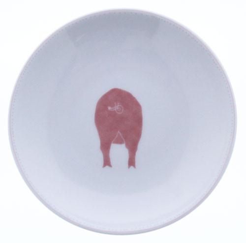 Pig Tail Saucer