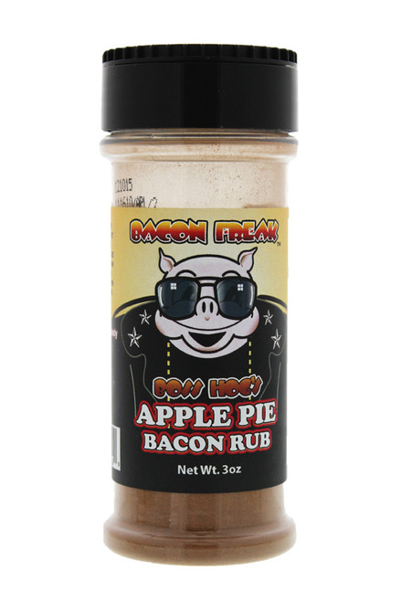 Boss Hog's Apple Pie Bacon Rub
