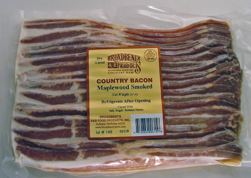 Broadbents Maple Wood Smoked Bacon