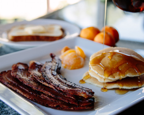 Bacon Freak Hickory Smoked Bacon for Breakfast