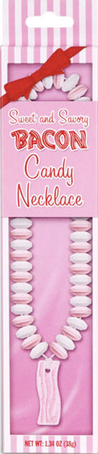 candy necklace both sweet and savory flavors