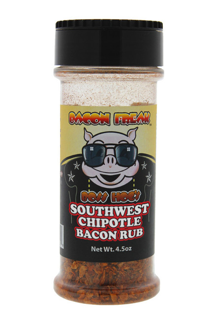 Boss Hog's Southwest Chipotle Bacon Rub