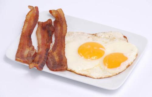 Smokey's Maplewood Smoked Bacon Breakfast