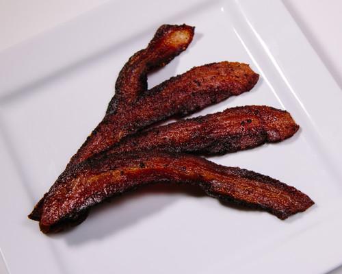 Bacon Freak Applewood Smoked Bacon cooked
