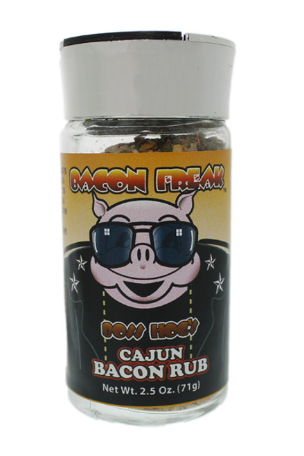 Boss Hog's Cajun Bacon Rub