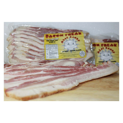 Baconfreak Hickory Smoked Bacon Three-peat