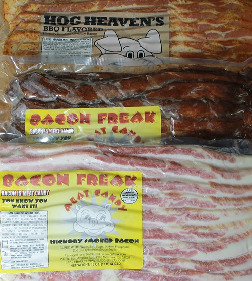 Three Little Bacons