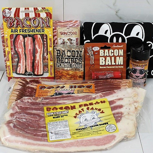 National Bacon Lover's Day Gift Bundle