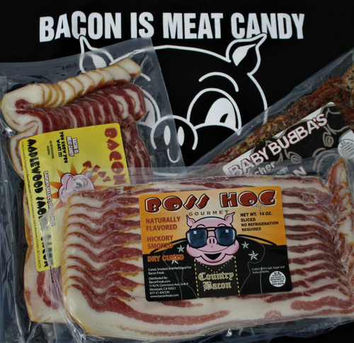 Bacon Freak Bacon of the Month King Size