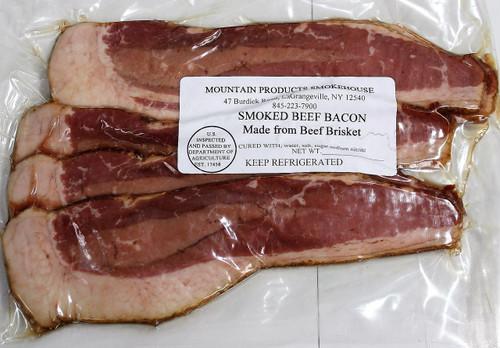 Mountain Smokehouse Beef Bacon
