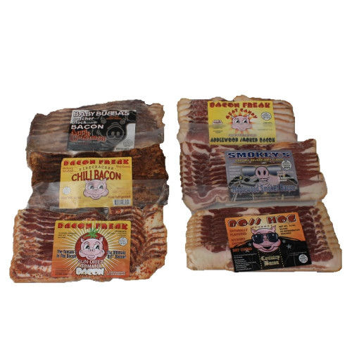 6 pack Dry Cured Combo to Canada