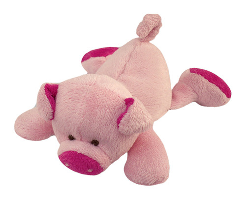 plush piggy magnet