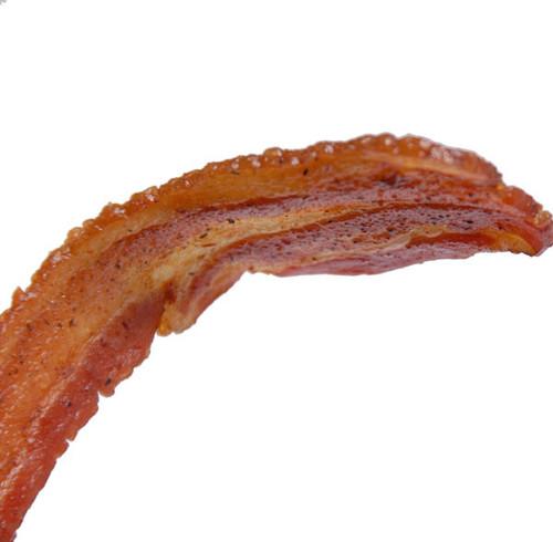 Coastal Caliente Chipotle Bacon cooked