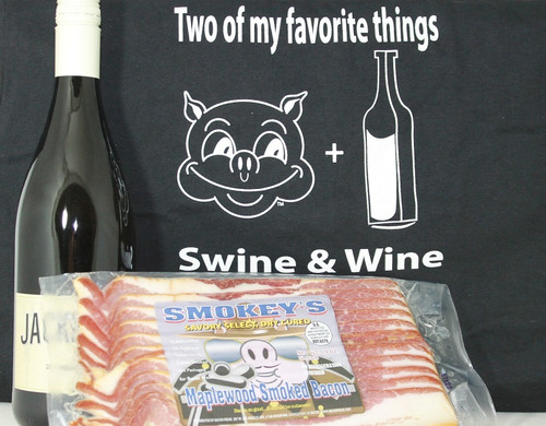 Swine and White Wine Club (3 Month Subscription)