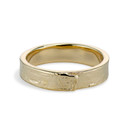 Men's 5mm Monhegan Ring by Olivia Ewing Jewelry